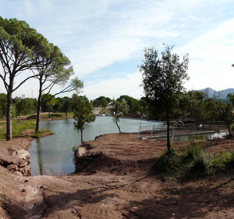 Mobilhome Climatise Avec Parc Aquatique Camping Les Cigales